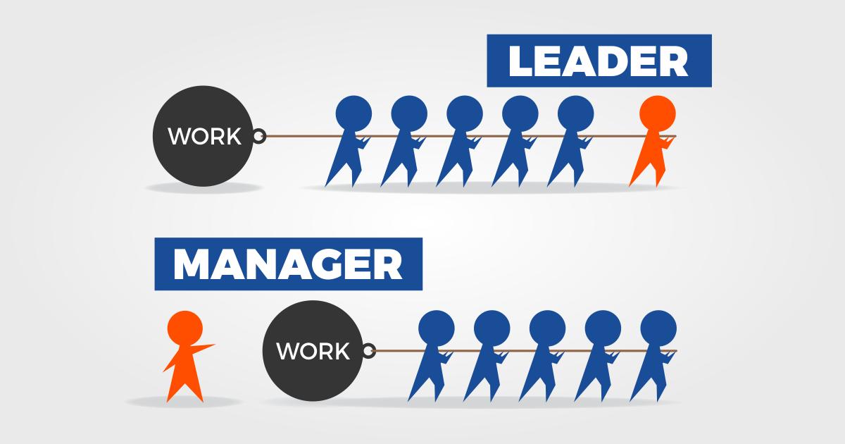 Leader ou manager ? Comment les différencier ?
